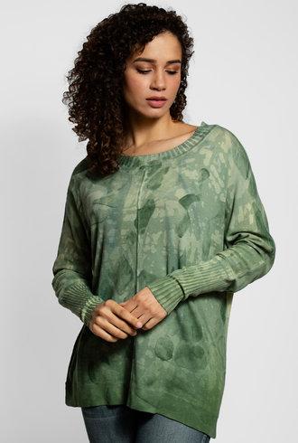 MA+CH Pocho Pullover Boho Sweater