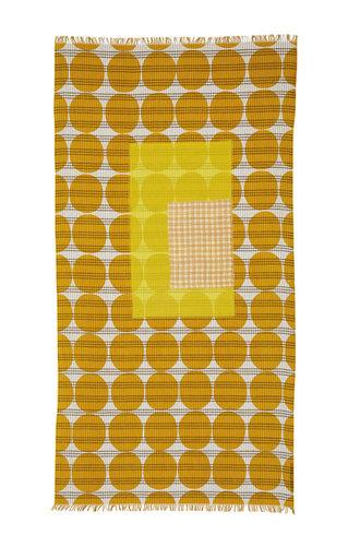 Inouitoosh Patti Scarf Yellow / Jaune