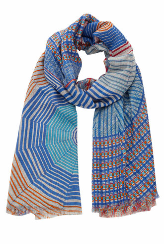 Inouitoosh Deauville Scarf Orange