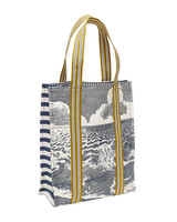 Inouitoosh La Mer Street Bag Blue / Bleu