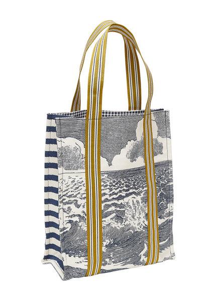 Inouitoosh La Mer Street Bag Blue / Bleu