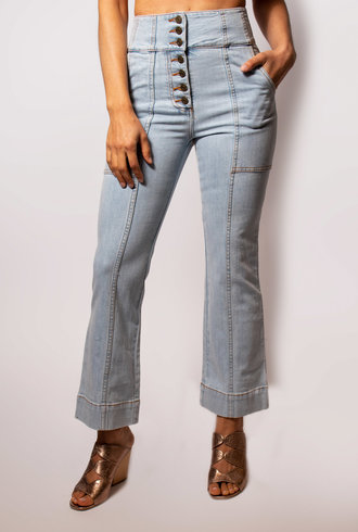 Ulla Johnson Ellis Jean Light Wash