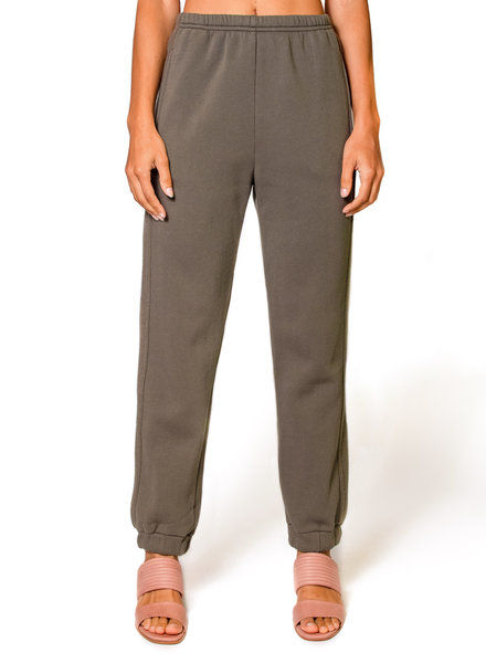 Xirena David Fleece Pants Olive