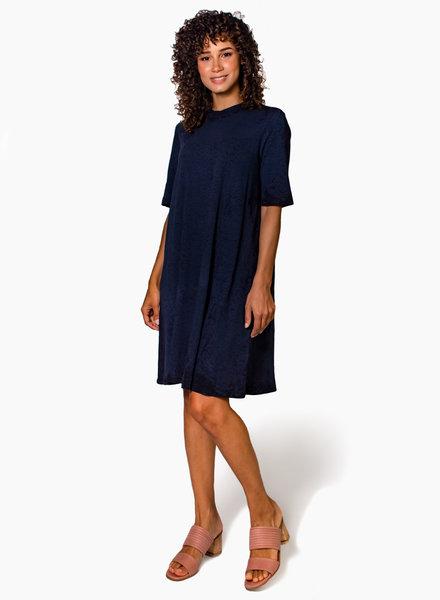 Raquel Allegra Mod Dress Slate