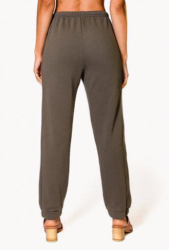 Xirena Davis Fleece Pants Olive