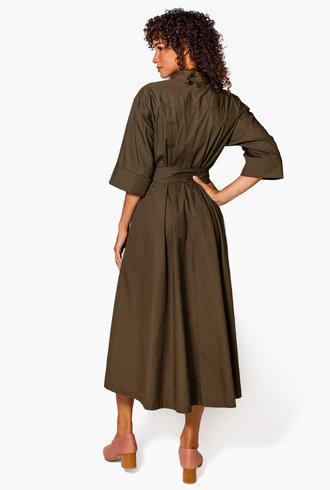 Xirena Aubri Dress Moss