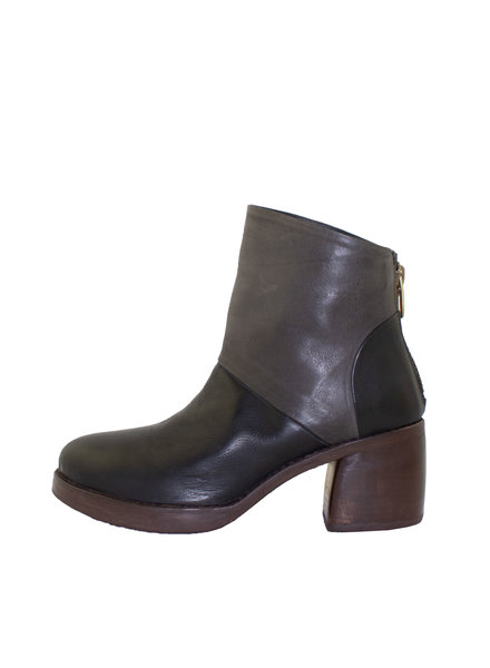 P. Monjo Boots Lux Negro