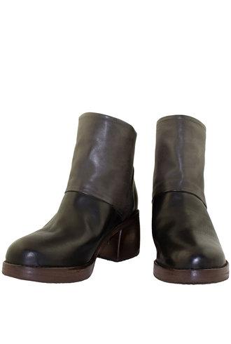 P. Monjo Boots Lux Negro