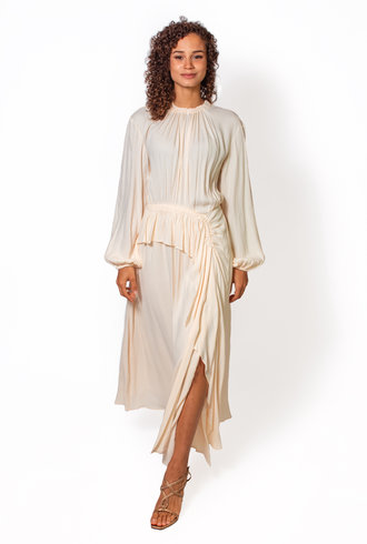 Ulla Johnson Odette Dress Blanc