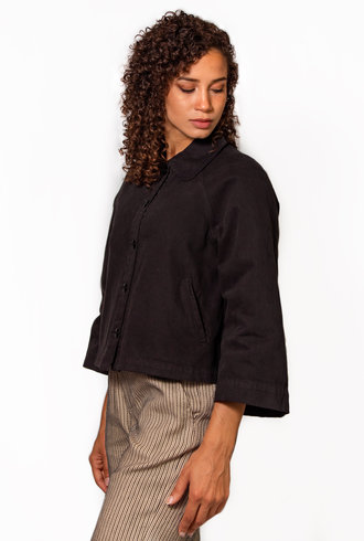 The Great The Excursion Jacket Almost Black