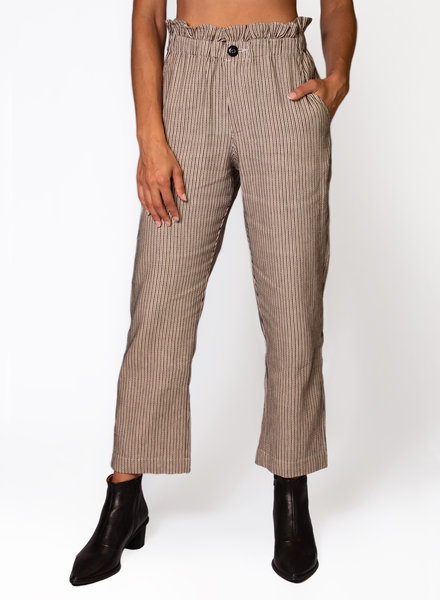 The Great The Zip Gunny Sack Trouser Frontier Stripe