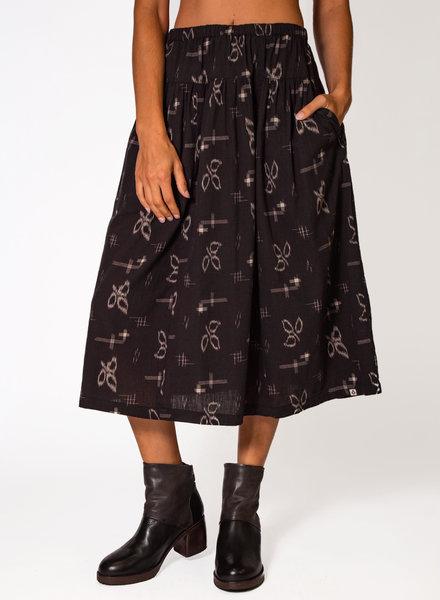 Bsbee Manti Skirt Solar Print