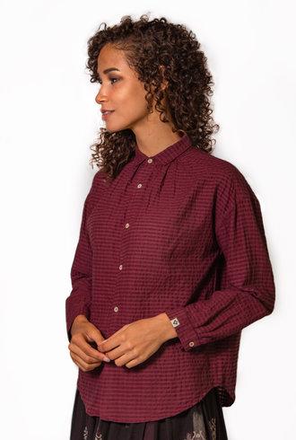 Bsbee Sandy Shirt Burgundy