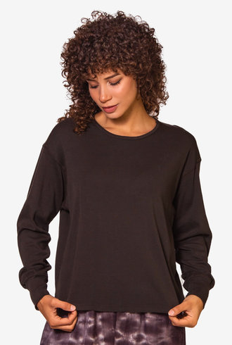 Raquel Allegra Tracker Top Olive