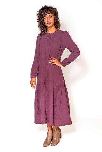 Xirena Luna Dress Smokey Mauve