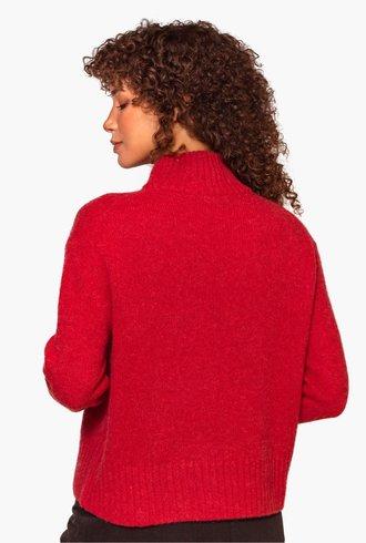 360 Sweater Lyra Garnet