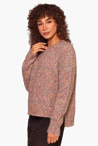 360 Sweater Clarissa Pale Pink