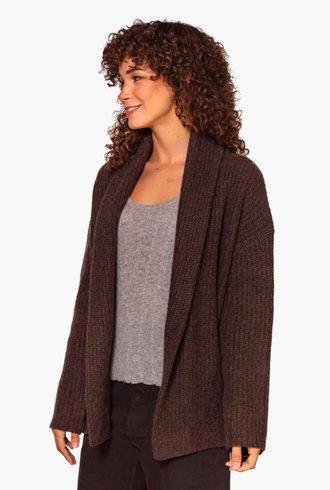 360 Sweater Adah Espresso