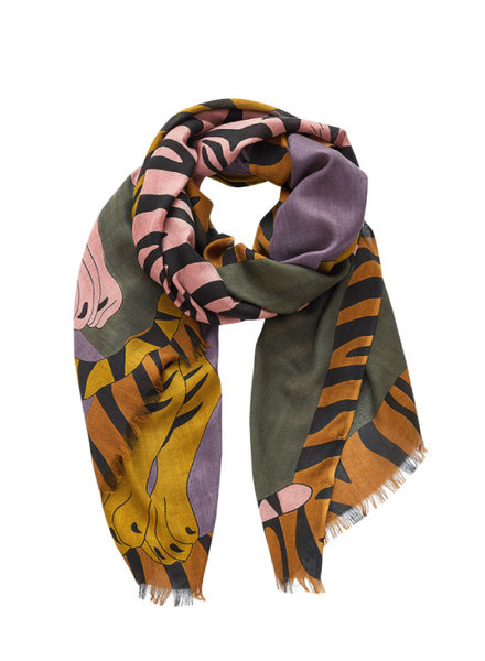 Inouitoosh Iris & Jacques Scarf Yellow