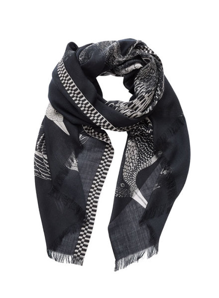 Inouitoosh Germain Scarf Black