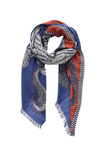 Inouitoosh Germain Scarf Squirrel