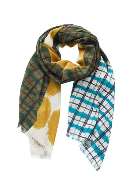 Inouitoosh Aberdeen Scarf Yellow
