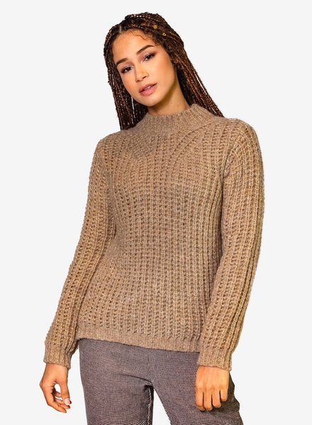 Pomandere Alpaca Sweater Gold
