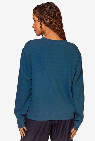 Nikky McBridget Sweatshirt Blue