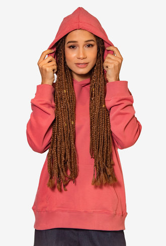 Nikky McBridget Hoodie Pink