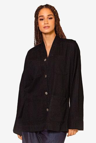 Nikky McBridget Feng Jacket Black