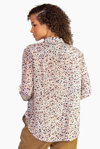Xirena Ashton Shirt Crystal Clear