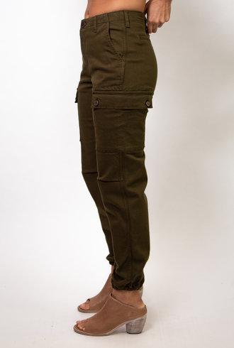 Nikky McBridget Cargo Pant Khaki