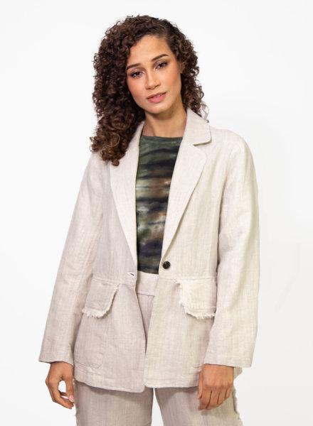 Raquel Allegra Blazer Natural