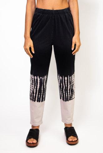 Raquel Allegra Ankle Pant White/Black Hilma