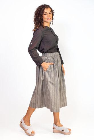 Bsbee Gemma Skirt Grey
