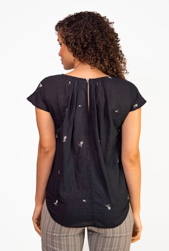Bsbee Moisda Shirt Black