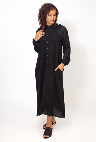 Raquel Allegra Serenity Dress Black