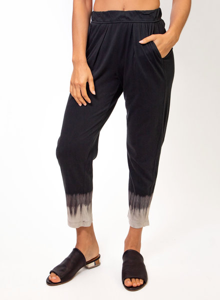 Raquel Allegra Easy Pant Black Horizon