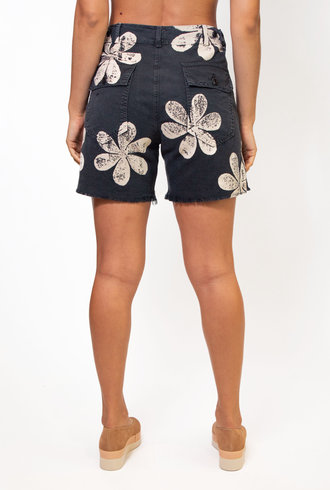 The Great The Vintage Army Short Daisy Stamp W Black
