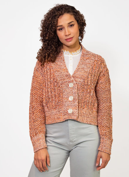 The Great The Cable Montana Cardigan