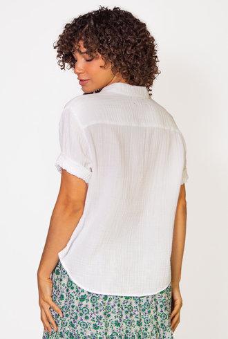 Xirena Cruz Top White