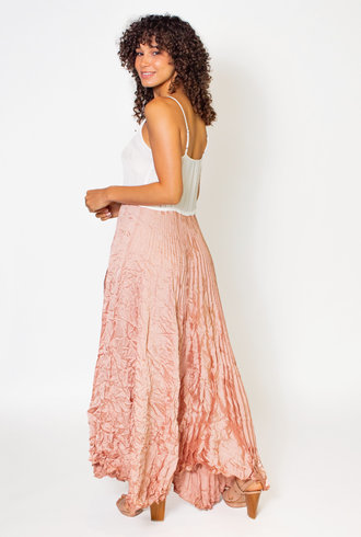 Loyd/Ford Crinkle Dress Mauve