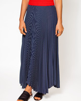 Loyd/Ford Skirt Stripes Navy
