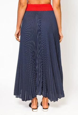 Loyd/Ford Skirt Stripes Navy