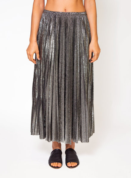 Loyd/Ford Pleat Skirt Gold