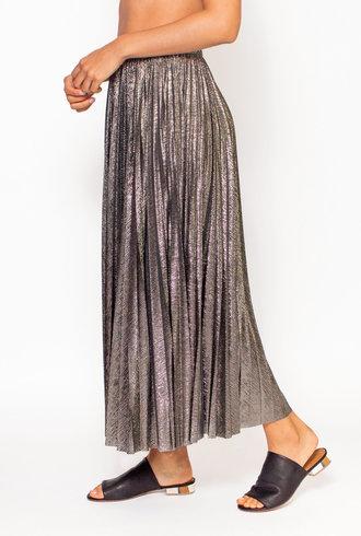 Loyd/Ford Pleat Skirt Gold