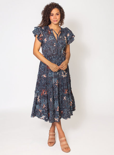 Ulla Johnson Rema Dress Azul