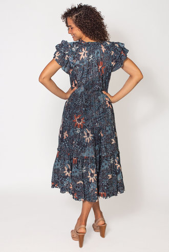 Ulla Johnson Rema Dress Azul