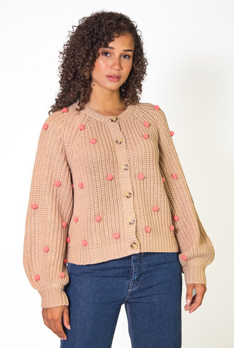 The Great The Bobble Sophomore Cardigan