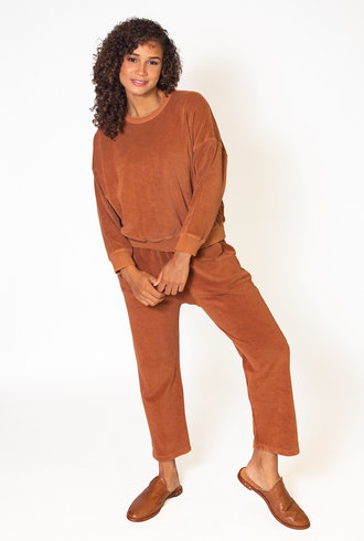 The Great The Microterry Pajama Sweatpant